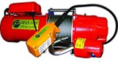 TROLIU (WINCH) ELECTRIC CP500 -220V , 500KG.